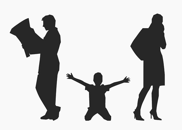 divorzio e figli
