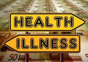 frecce salute e malattia